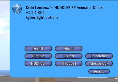cyberflight options